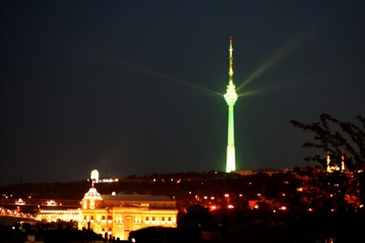 TV Tower, Baku, Azerbaijan